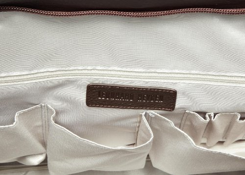 Femme Oslo Lh3204 Bag Business Marron Shopper Ladies Sac Leonhard Heyden nFSx6Eqw8E