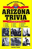 Marshall Trimble's Original Arizona Trivia, Marshall Trimble, 1885590059