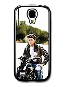 Zac Efron Motorbike Photoshoot case for Samsung Galaxy S4 mini A2690