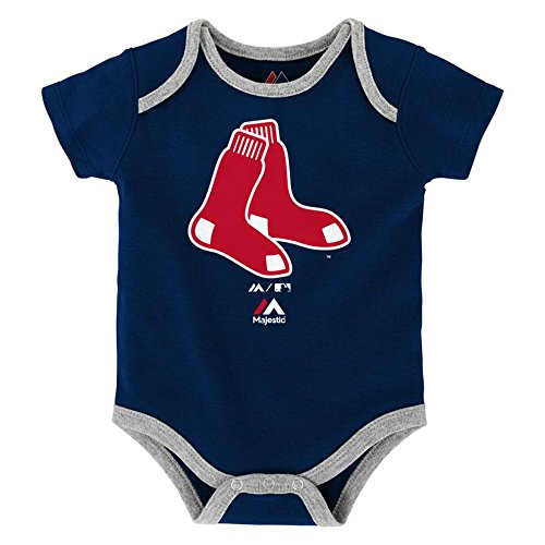 Boston Red Sox Infant Clothing - 8