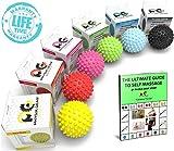 Best Massages - Premium Massage Balls, Firm Spiky Roller, Deep Tissue Review