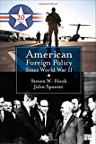 Hook and Spaniers classic text celebrates its Twentieth Edition with more of the context and analysis that has long made it the standard for guiding students through the complexities of American foreign policy. With each new edition, recent developme...