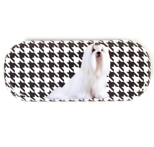 Dogtooth Glasses Case By - Case Glasses Catseye