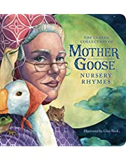 The Classic Collection of Mother Goose Nursery Rhymes (Oversized Padded Board Book): The Classic Edition