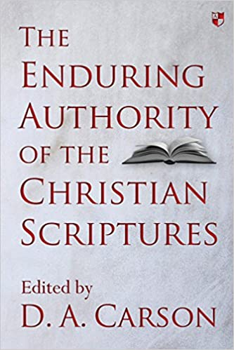 books on the authority of scripture