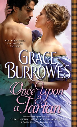 book cover of Once Upon a Tartan