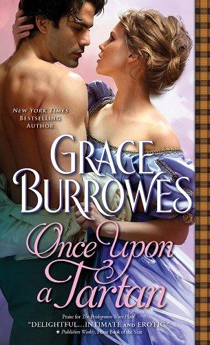 - Once Upon a Tartan (MacGregor Book 2)