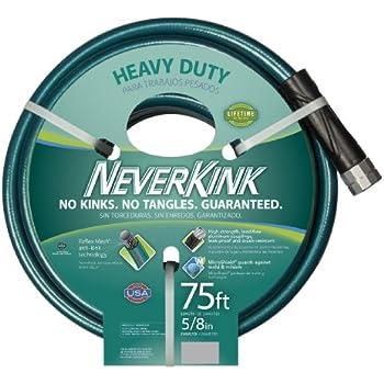 Beau Teknor Apex NeverKink 8615 75, Heavy Duty Garden Hose, 5/8 Inch By 75 Feet