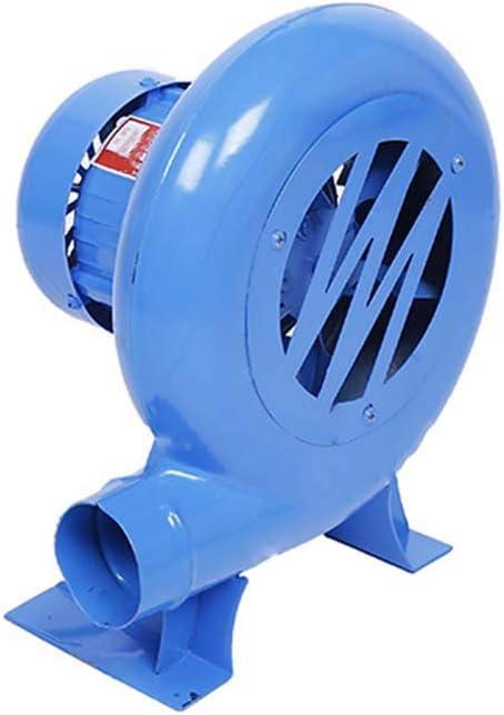 JXS Barbacoa Ventilador eléctrico de forja de Hierro Engranaje del ...