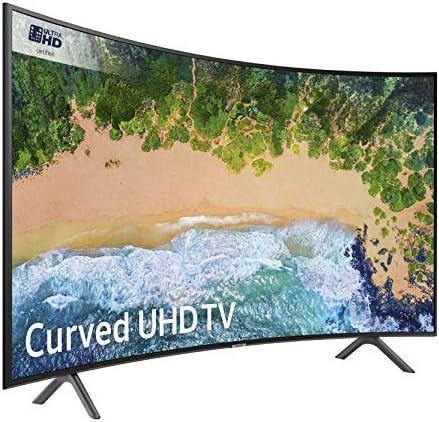 SAMSUNG Ue49nu7300 49 Pulgadas Curvo 4k Ultra HD HDR Certificado ...