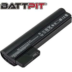 Battpit Recambio de Bateria para Ordenador Portátil HP 607762-001 (2400mah / 26wh)