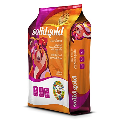 Solid Gold Star Chaser Holistic Dry Dog Food Chicken