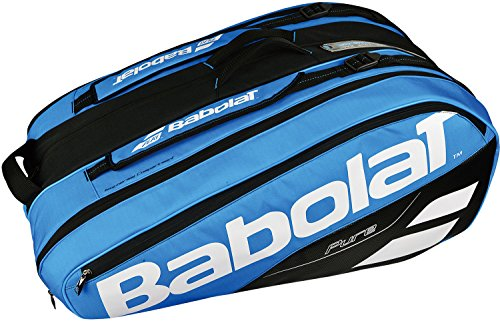 (Babolat (Pure Drive (12-Pack) Tennis Bag (Blue))