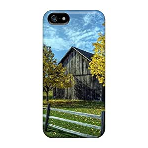 Durable Case For The Iphone 5/5s- Eco-friendly Retail Packaging(the Charms Of The Countryside) by icecream design