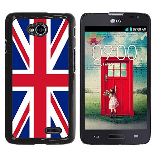 lg optimus l70 case british - 1