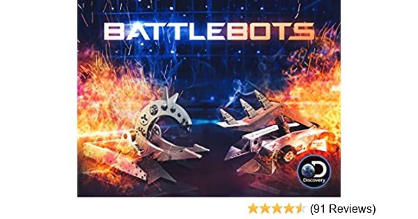Watch BattleBots Season 3 | Prime Video