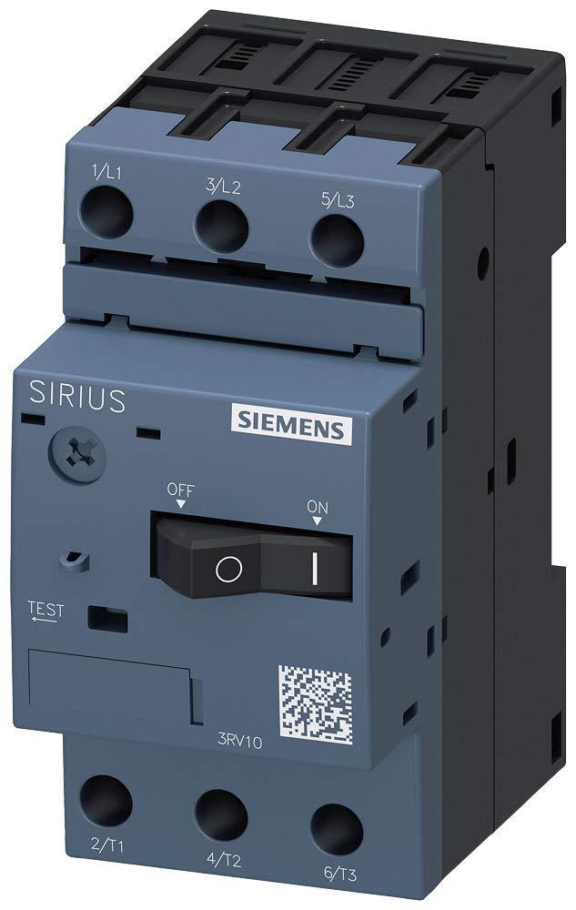 1PCS Brand Siemens motor protection circuit breaker 3RV1011-1GA10 3RV10111GA10