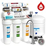 Express Water 6 Stage UV Ultraviolet Reverse Osmosis Water...