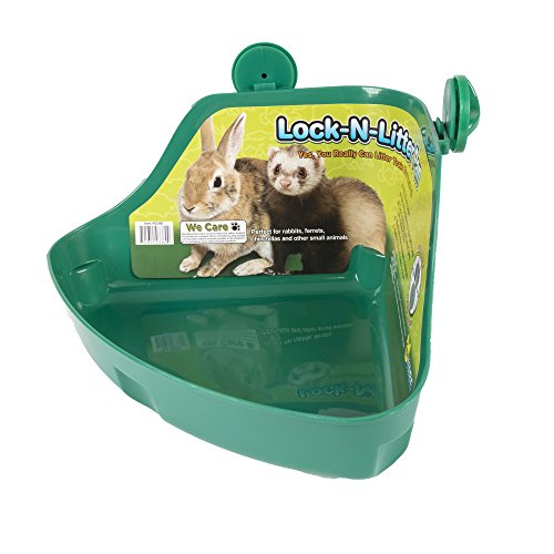 Ware-Manufacturing-Plastic-Lock-N-Litter-Pan-for-Small-Pets-Colors-May-Vary