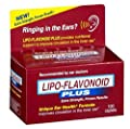 Lipo-Flavonoid Plus Ear Health Dietary Supplement Caplets (Pack 2)