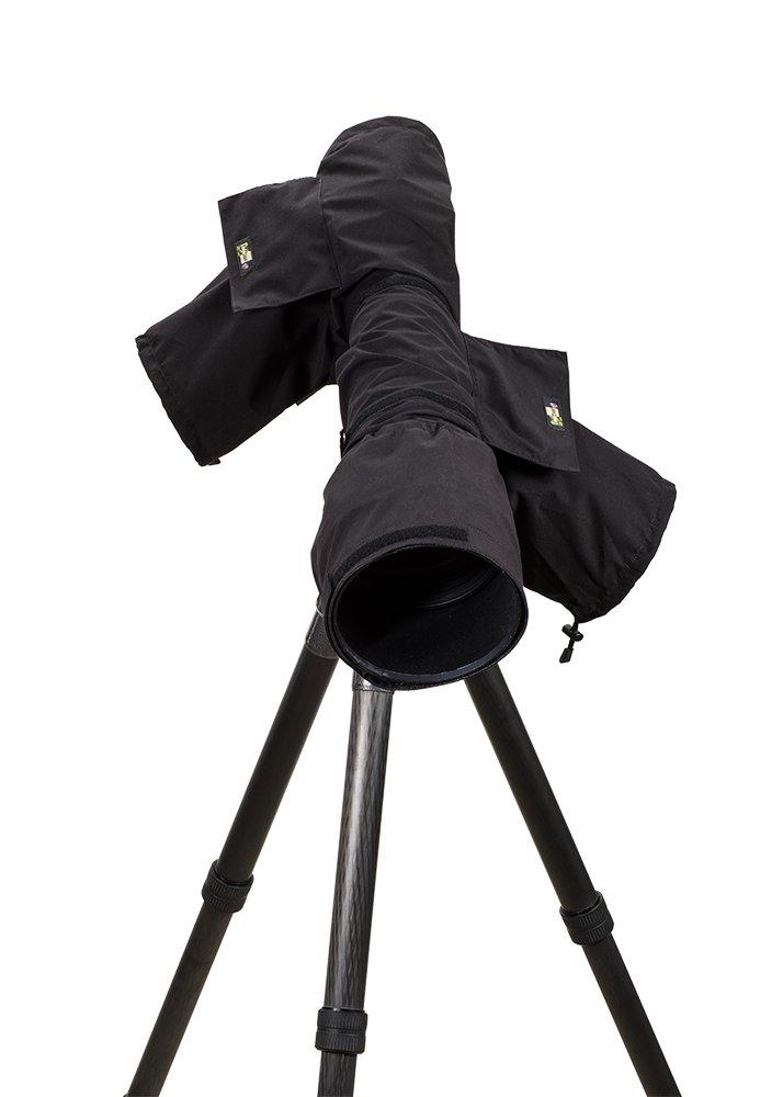 LensCoat LCRC2PBK RainCoat 2 Pro (Black)