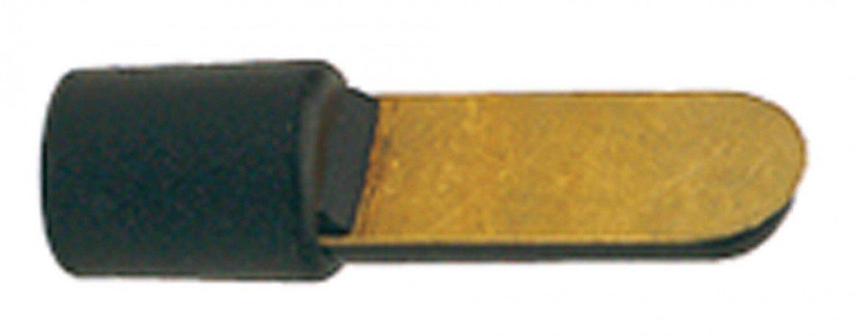 Unisex Adulto por x3 Pipeta de Cuerno de Caza Amarillo Talla /Única Elless CORNE P.T