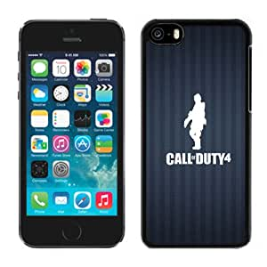 5C case,Call Of Duty Background Game Font Soldier iPhone 5c cover