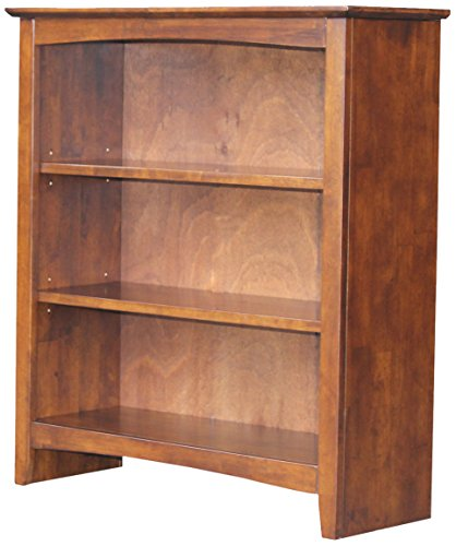 International Concepts Shaker Bookcase, 36-Inch
