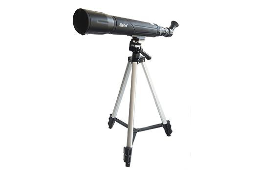 Teleskop spektiv stativ ausziehbar aluminium zoom jh u