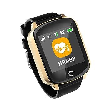 Smartwatch Slimy D200 para hombre viejo con GPS + LBS + WiFi ...