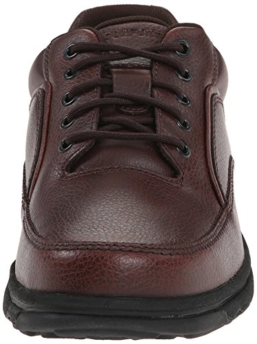 Eureka Nubuck Brown Rockport Homme Derbys Chocolate fY6q1dSw