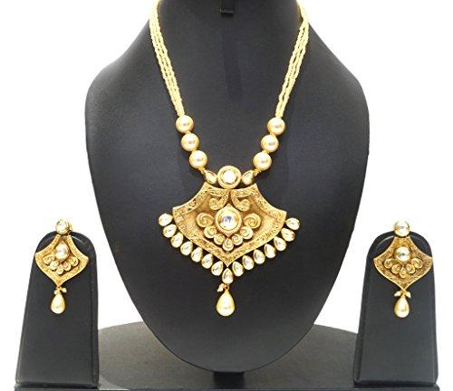 StyleDeco Indien Traditionnel Mode Plaqué or Anneaux Pour Femmes Mariage Fête