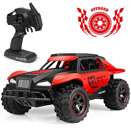 RC Car, Upgraded 1/18 Scale High Speed
