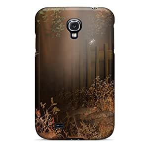 For Galaxy Case, High Quality Fall At The Wishing Well For Galaxy S4 Cover Cases