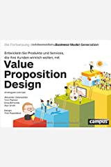 Value Proposition Design folleto