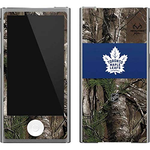 (Skinit NHL Toronto Maple Leafs iPod Nano (7th Gen&2012) Skin - Toronto Maple Leafs Realtree Xtra Camo Design - Ultra Thin, Lightweight Vinyl Decal Protection)
