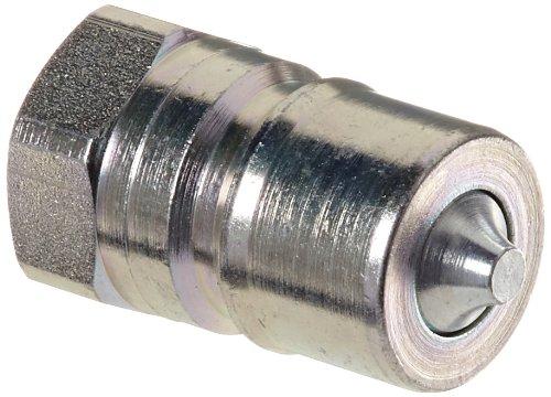 Nipple Dixon Valve H6F6 Steel ISO-B Interchange Hydraulic Fitting 3//4 Coupling x 3//4-14 NPTF Female 3//4 Coupling x 3//4-14 NPTF Female Dixon Valve /& Coupling
