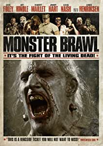 NEW Monster Brawl (DVD)
