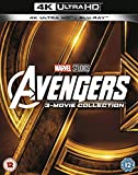 Avengers Collection 1-3 [4K UHD + Blu-ray]