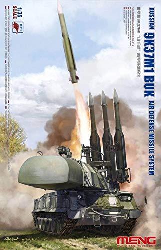MNGSS014 1:35 Meng Russian 9K37M1 Buk Air Defense Missile System [Model Building KIT]