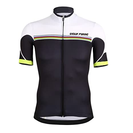 3727971b4 Uglyfrog 2018 New Mens Outdoor Sports Cycle Short Sleeve Cycling Jersey for  Summer Bike Shirt Bicycle