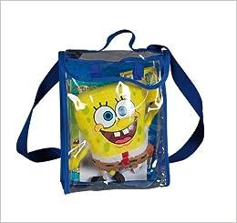Mochila con peluche y dos libros: Nickelodeon: 9788444168289: Amazon.com: Books
