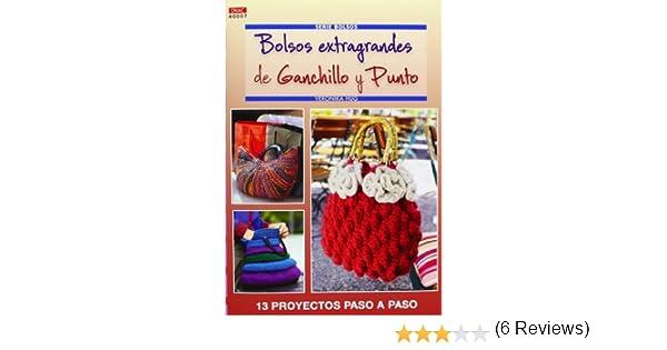 Crea Con Patrones Serie Bolsos 7. Bolsos Extragrandes De ...