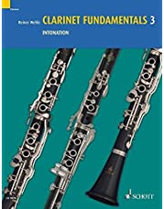 Clarinet Fundamentals - Volume 3: Intonation