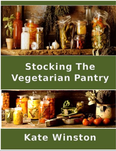 stocking the vegetarian pantry book how to stock your pantry for a healthy diet