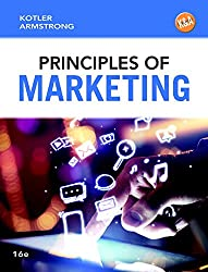 Principles of Marketing (16th Edition)