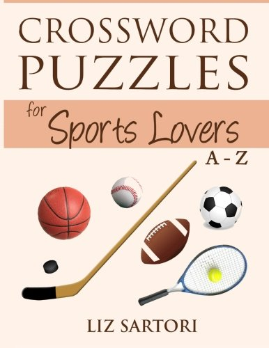 crossword puzzles for sports lovers a to z crossword