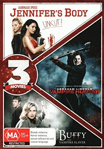 Jennifer's Body / Abraham Lincoln Vampire Hunter / Buffy the Vampire Slayer -