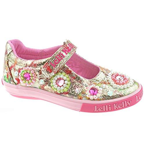 UK LK4080 Fantasy Shoes Multi Candy 33 Kelly Dolly BX02 Lelli 1 xgzp6C