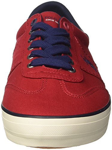 Polo para Rojo Ted POLO U Hombre Red ASSN S Red waWOPXx7qI